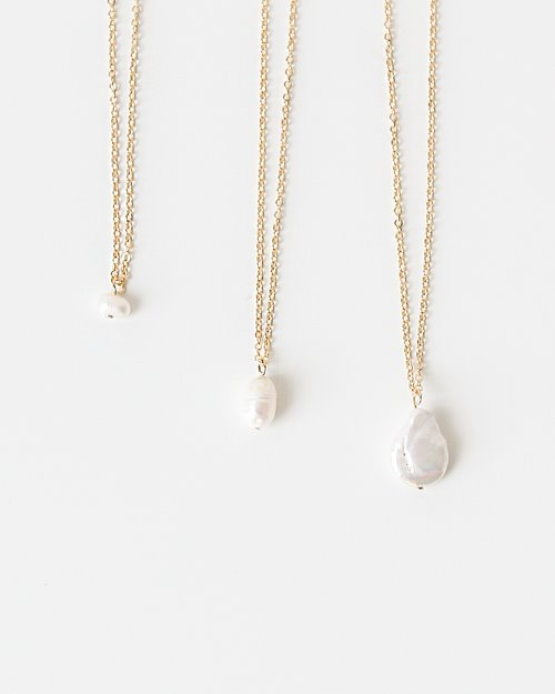 품위있는그녀 럭스위즈닷컴MD82NC_SET NecklaceFresh-water Pearl NC